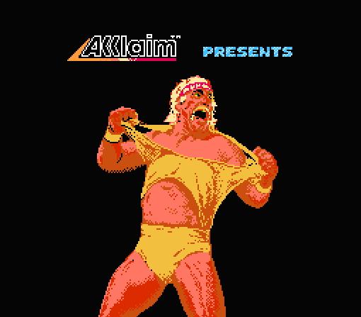 8-bit Hulkamania.