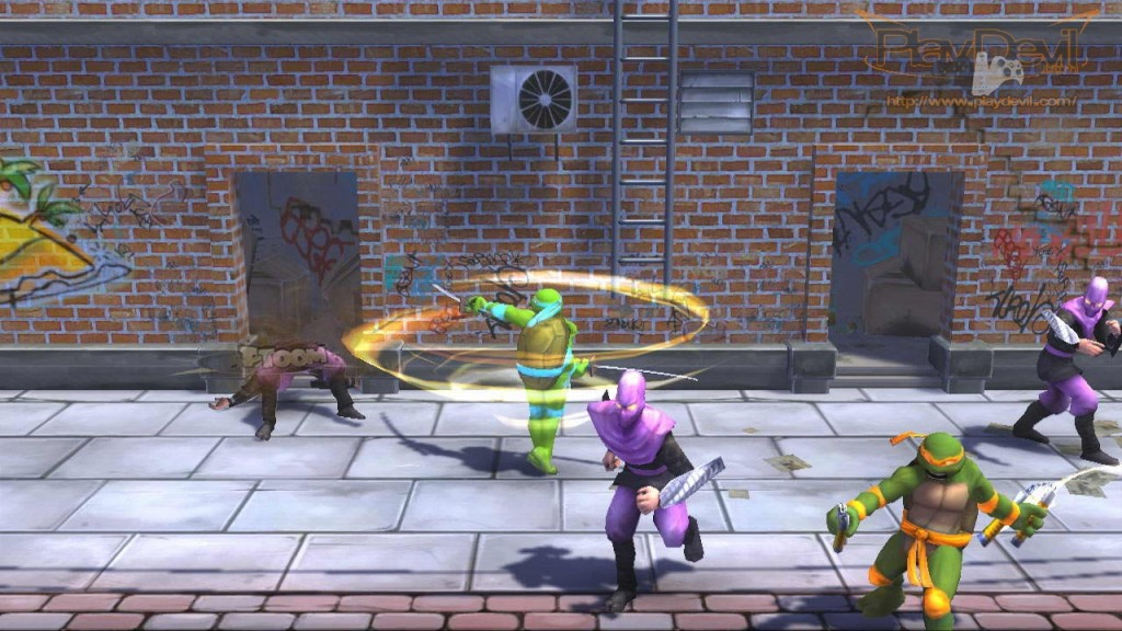 Turtles in Time - Re-shelled