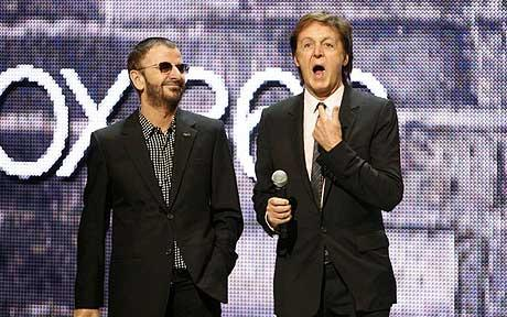 Paul McCartney begged people to buy the game, so he could continue to keep the British government afloat.
