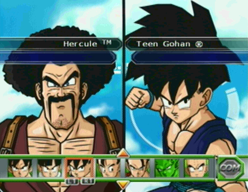 It really bugs me that 11-year-old Gohan is labeled as Teen Gohan.