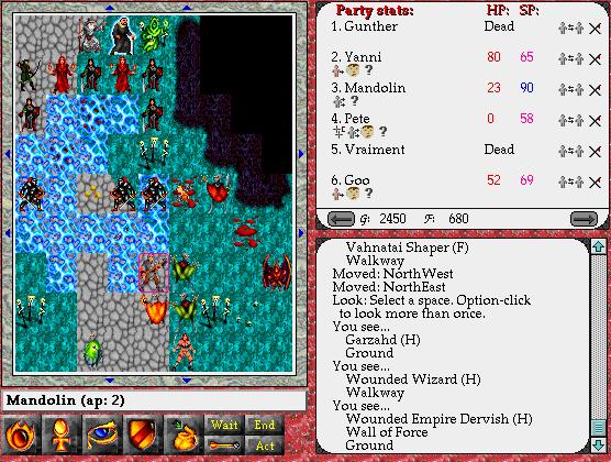 Exile II: Crystal Souls.
