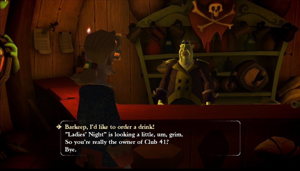 What Game Came Before Tales Of Monkey Island