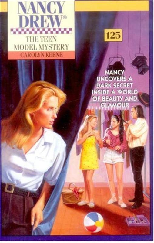Nancy Drew: The Teen Model Mysteries