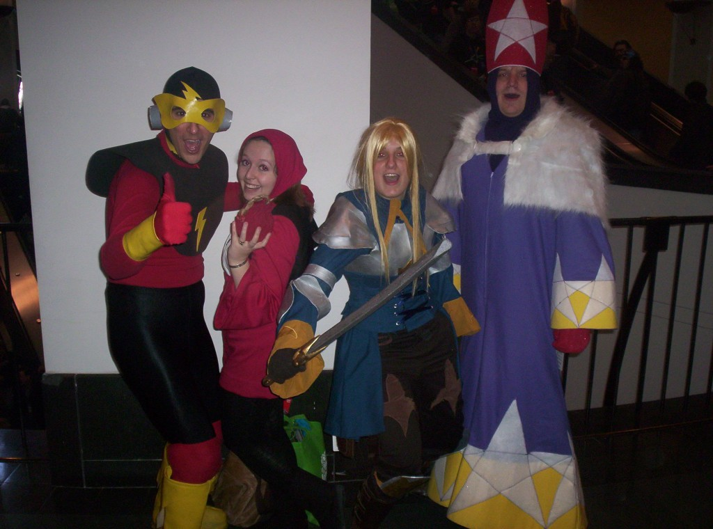 PAX East 2010 costumes