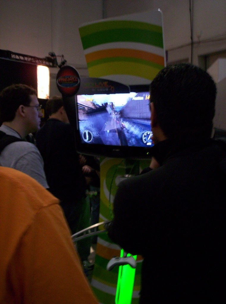 See, this picture gives the illusion that I played Hydro Thunder. Hopefully Zach will buy it.
