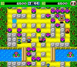 Bomberman '93 (U)-010