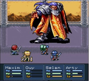 Lufia II Rise Of The Sinistrals