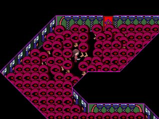 Yume Nikki is a brilliant exploration of the isolation, represssion, and giant walking eyeballs which plague modern society.
