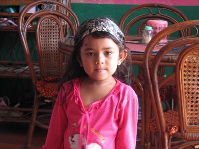 Tifa Gardner, age 5. (Photo courtesy of Paul Franzen.)