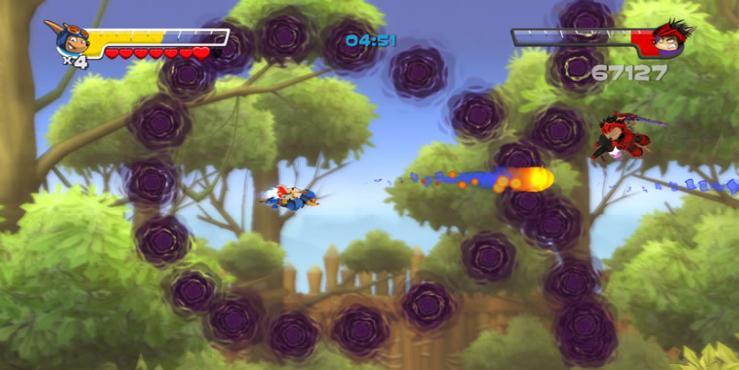 Rocket Knight 01