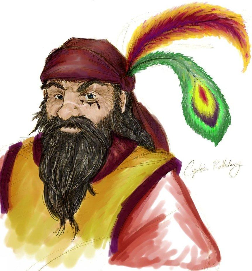 TGOL__Captain_Rothbury_by_SirLadySketch