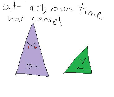 evil triangle phase