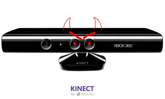 kinectevil