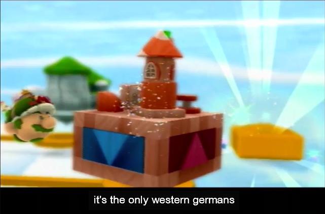 gernans