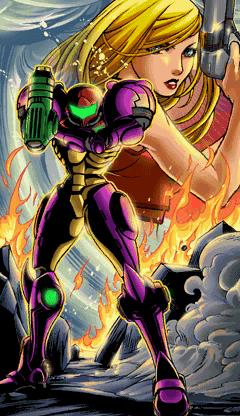 samus being awesome