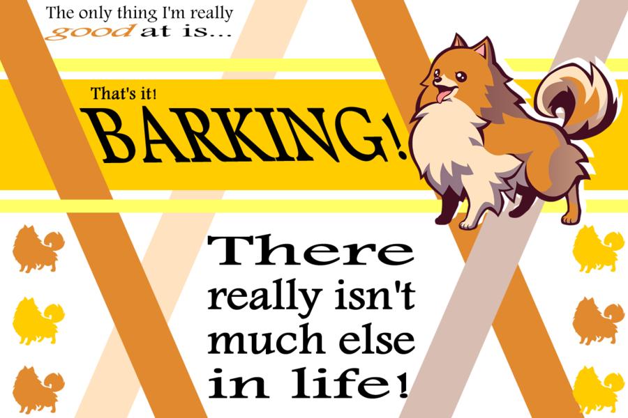 Missle barks