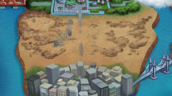 Pokemon's WTC