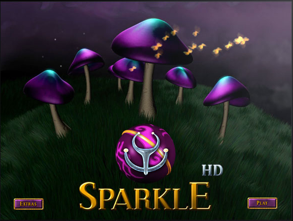 sparkle hd intro