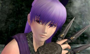 doad-ayane-throwing-knives