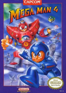 MEGAMAN 5 (Only Nathaniel Hoover Will Get This One)