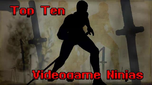 toptenvideogameninjas
