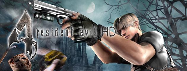 Resident Evil 4 HD (PSN) – GameCola