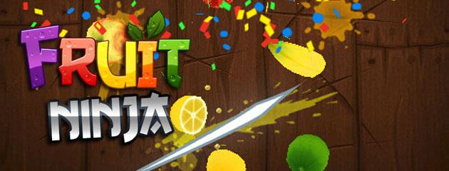 Fruit Ninja (iPhone) – GameCola
