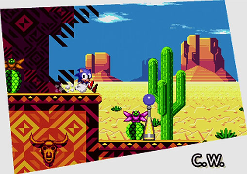 Sonic-CD-Desert-Dazzle
