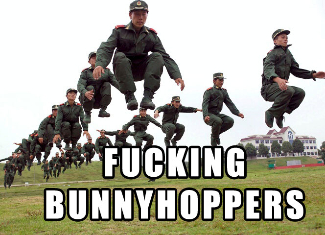 Bunnyhoppers