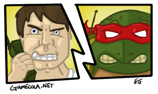 Raphael calls Striker