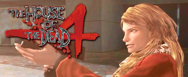 The House Of The Dead 4 Ps3 Gamecola