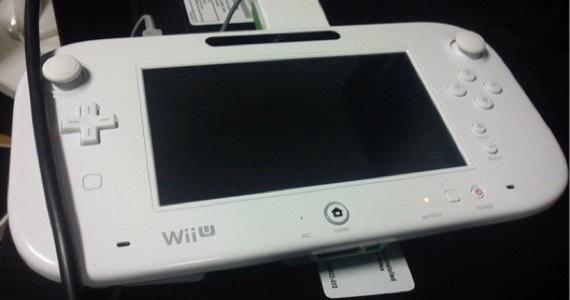 Wii-U Controller