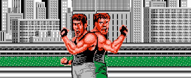Bad Dudes NES