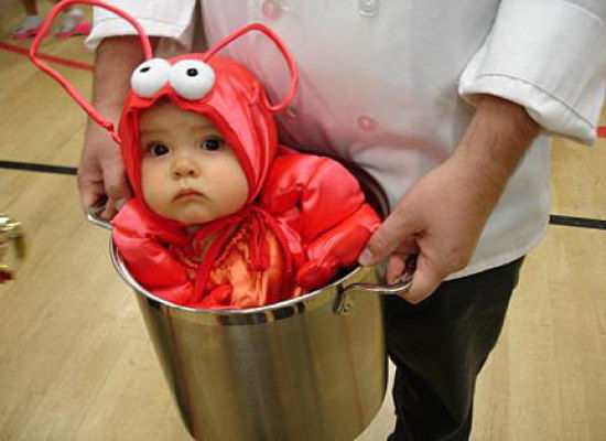 lobster-baby