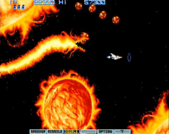Gradius II Gofer No Yabou