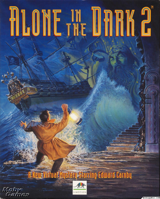 The Alone In The Dark Trilogy A 20 Year Reviewtrospective Gamecola