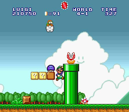 Super Mario Lost Levels