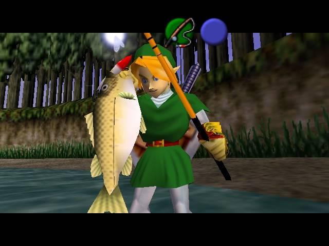 Zelda Ocarina of Time 2