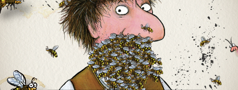 the-grunts-beard-of-bees