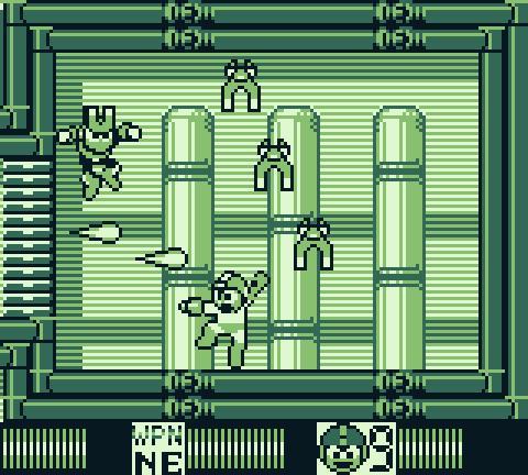 MMII Magnet Man Battle