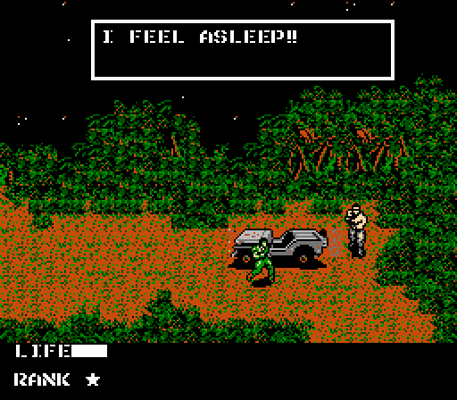 Metal Gear Soldier