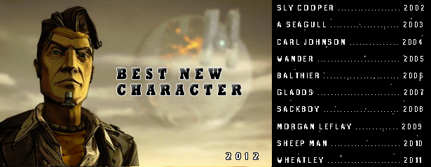 best-new-character