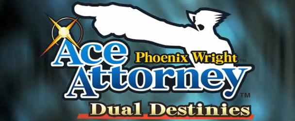 BREAKING: Trailer for Ace Attorney - Dual Destinies Localized!