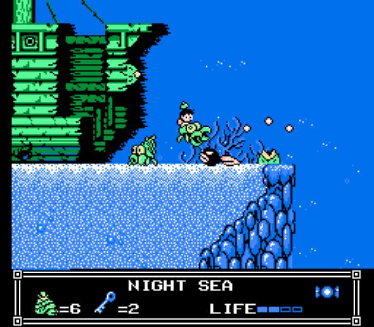 Nemo Night Sea