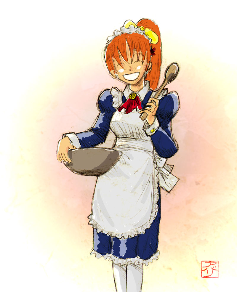 happy_maid_by_avary-d3gdvq7