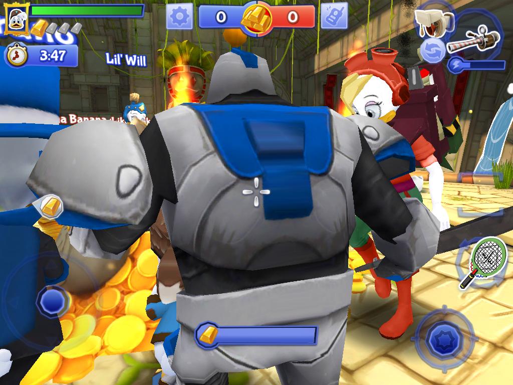 Fighting Gameplay