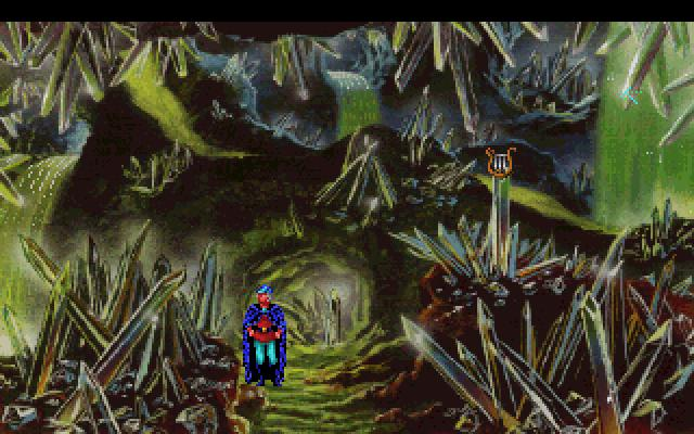 KQV Crystal Cave