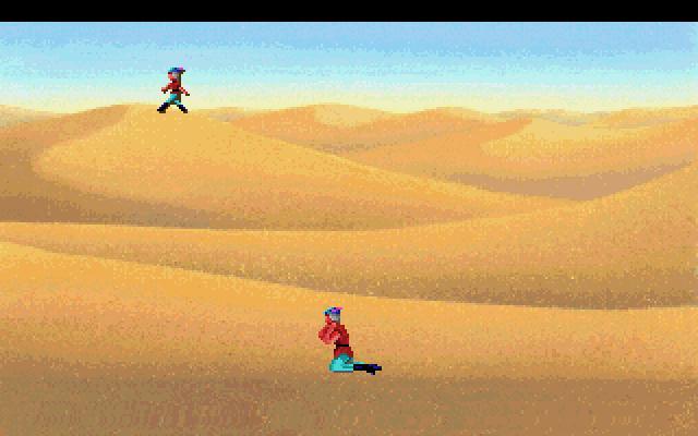 KQV Desert Death