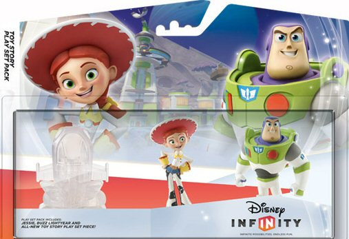 Toy Story in Space Playset