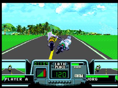 Road Rash  Tour De Force